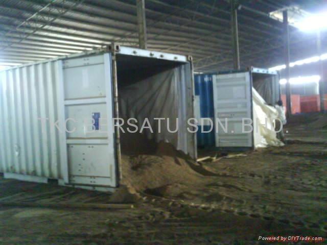Loading of PKE @ Port Klang Warehouse