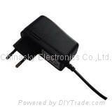 CCTV Switching Power Adapter 12VDC 1A EU Plug