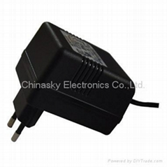 1.1-7W GS & EUP Approved AC/DC Power Adapters