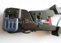 Multi-function Hand Crimping Tool / Cutter-Stripper-Crimper(T5006)