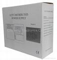CCTV Camera Power Supply distributor with Battery Backup /UPS (12VDC3.5A4P/B) 4