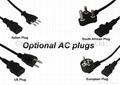 Integrated  CCTV Camera Power Supply /  Distributor 24V5A18channel (24VAC5A18P)
