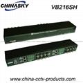 16CH Passive CCTV Video Balun for HD-Ahd/Cvi/Tvi (VB216SH)