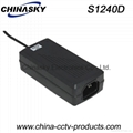 CCTV Power Adapter 12VDC 3A Switching Mode, Desktop