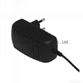 CCTV Switching  Power Adapter 12VDC 2A EU Plug