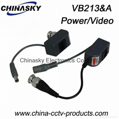 1 Channel Video & Power