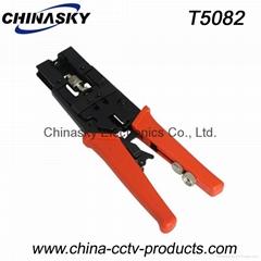 how to fix quicklock rg6 rca connectors