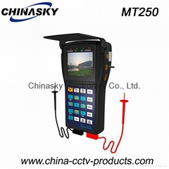 Multi-functional CCTV Tester with Monitor: Video Test MT250