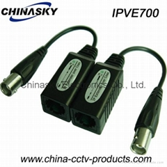 1-CH Passive IP Extender Transceiver for Rg59 Cable (IPVE700)