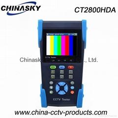 "3.5"" CCTV Cameras IP, CVI, TVI, AHD, Analogue Tester (CT2800HDA)"