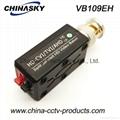 Innovative Passive HD-CVI/TVI/AHD Video Balun for CCTV System(VB109EH)