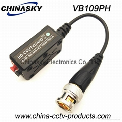 Combinable HD-CVI/TVI/AHD Passive Video Balun, HD Camera video balun(VB109PH) (Hot Product - 1*)
