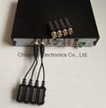 Combinable HD-CVI/TVI/AHD Passive Video Balun, HD Camera video balun(VB109PH)