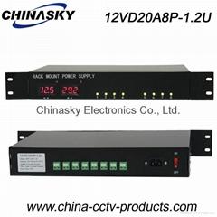 12V DC 20A LED Display R