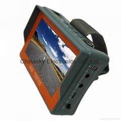"4.3"" 1080P TFT Color LCD CCTV AHD Tester (CT600AHD)"