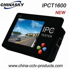 "3.5"" Wrist CCTV Tester: for Analogue and IP Cameras (IPCT1600)"