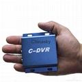 15V  32GB  Mini CCTV  Portable  DVR  For  Security (C-DVR01)