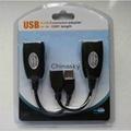 50M  USB  Extender over  single Cat5e/6 Cable  (USB50M)