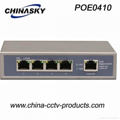 5 Ports External CCTV Security System CCTV POE Switch (POE0410) (Hot Product - 1*)