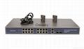 16FE POE + 2GE + 2SFP CCTV POE Switch (POE1622SFP-2) 3