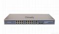 16FE POE + 2GE + 2SFP CCTV POE Switch (POE1622SFP-2) 2