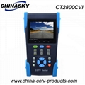 "3.5"" CCTV HD Coaxial CVI CCTV Tester(CT2800CVI)"