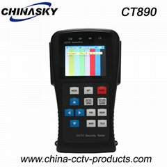 2.8 inch LCD CCTV Video Tester Monitor(CT890)