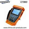 "3.5""TFT-LCD CCTV Video Tester with 12VDC Output(CT893)"