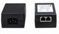 52V 1A 1000Mbps PSE Power/POE Injector