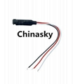 CCTV Surveillance Microphone for Security  Small High Sensitivity(CM501E-1)