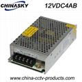 12VDC4AB CCTV Switching Power Supply(12VDC 4AB)