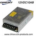 12VDC10AB CCTV Switching Power Supply(12VDC 10AB)