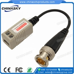 1CH CCTV Passive HD-AHD/CVI/TVI Video Balun with CE Approval  VB202PH