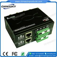 8 Channel Passive HD CVI/AHD/TVI Transceiver VB308H