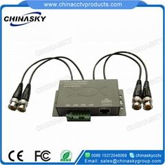 4CH CCTV UTP Video Balun for HD-Ahd/Cvi/Tvi (VB304AH)