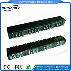 32CH Passive CCTV HD Video Balun with Terminal Block (VB232SH)