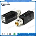 One Channel Passive CCTV Balun for HD-CVI/TVI/AHD Cameras (VB102EH)