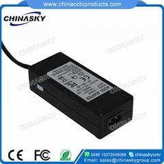CCTV Power Adapter 24VDC 2A Switching Mode, Desktop