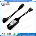 Passive PoE Cable, PoE Splitter x1, PoE Injector x1, 100M pair