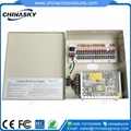 CCTV camera power supply box 12V5A9P(12VDC5A9P)