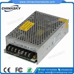 12VDC 5Amp CCTV Power Supply (12VDC5A)