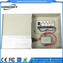 CCTV Camera AC Power Supply 24V2.5A 4 Channel (24VAC2.5A4P)