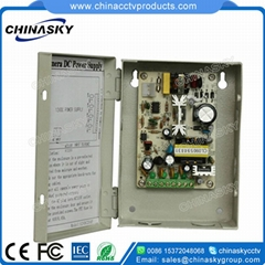12VDC 2Amp 4 Channel CCTV Camera Power Supply Box 12VDC2A4P (12VDC2A4P )