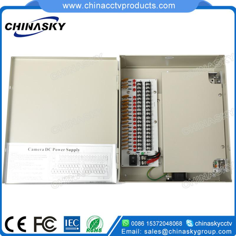 Premium Cctv Camera Power Supply Unit12v 5a 9 Channel