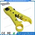 CCTV Crimping Tool, Crimper for RG58 RG59 RG62 RG6(T5009)