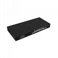 16 Port 1000Mbps Managed PoE Network Switch with Gigabit Uplink and SFP port
