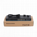 16 Ports 1000Mbps Ethernet Switch (SW16G)