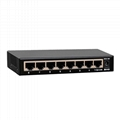 8 Ports 100Mbps Ethernet Switch (SW08FE)