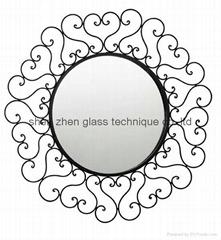 金屬鐵藝鏡