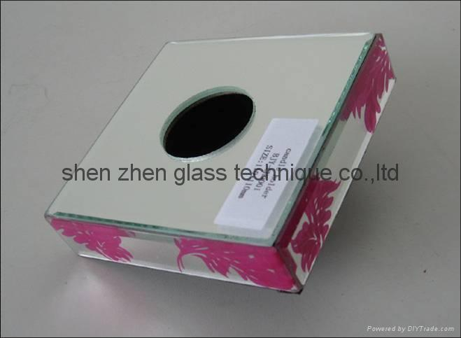 Glass Jewellery Box 1